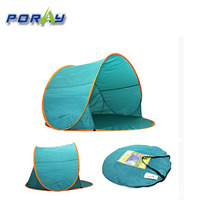 High Quality Outdoor 3 Person Automatic Pop up Instant Ultra Light Portable Beach Tent Camper Sun Shelter, Sets up in Seconds