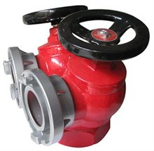 Competitive price double-valve and double-outlet pressure reducing indoor fire hydrant for fire extinguishing ,fire fighting