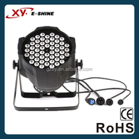 mini led projector dj lighting Non-waterproof 54x3W Led Par Light made in china