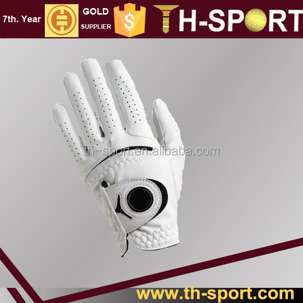 Custom Made Microfiber Golf Glove