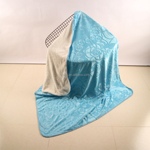 Chinese manufacturer super soft airline products blanket for sale