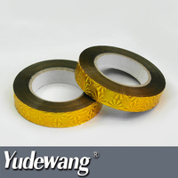 alibaba best quality low price christmas decoration adhesive wrapping tape