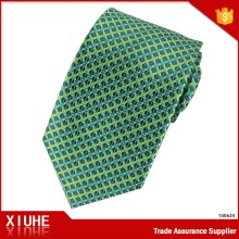 mens 100% polyester woven custom made neck tie