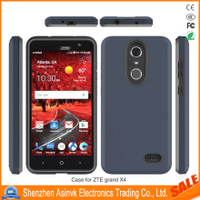 Armor Hybrid Dual Layer Shockproof Defender Protective case For ZTE Grand X4