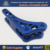 anodize cnc machining work according to drawing or sample