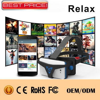 New Style All In One Virtual Reality High Quality Vr 3d Glasses Virtual Reality 3d Glasses Cheap Price Hmd 3d Vr Headsets