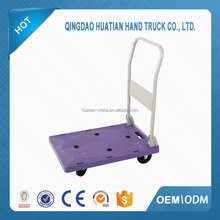 Factory price wholesale moving platform hand trolley for carrying