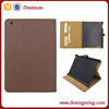 Luxury leather case for iPad 3, For iPad 2 case cover , Fashion smart case for ipad