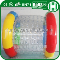 New design inflatable water bubble roller, running roller for water games