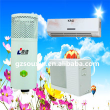 Energy saving efficient air source heat pump with green refrigerant R410A