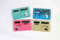 Stationery wholesale MOOMIN fun cute calculator