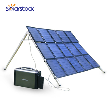 Mini Specification and Home Application Small Home Use Solar Generator