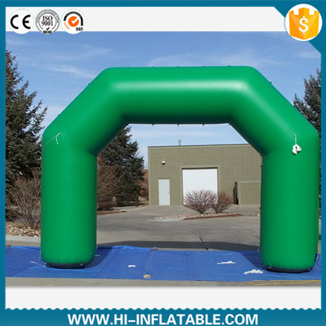 customized Inflatable sport arch, inflatable finish arch advertising