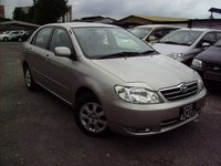 Toyota COROLLA 1. 6 A used car