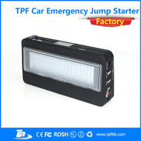 TPF new compact car power booster jump starter 12v for cars motorcycle