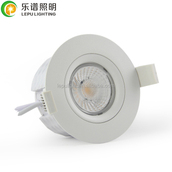 norge cct dim warm cob downlight quick wiring patent directly install without downlight box