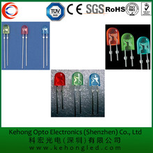 hot sale high brightness 3mm/5mm/6mm round RGB led doide factory price led diode