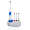 2017 multi-function electric toothbrush for kids and adults with four brush heads