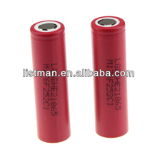 LG DBHE2 18650 Li-ion rechargeable battery wholesale 18650