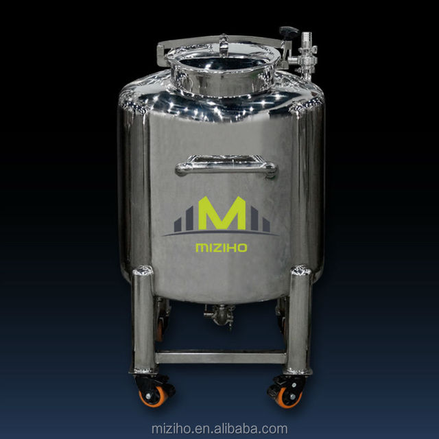 500L MZH-S Stainless steel cosmetic storage tank(for chemical,food, oil ,medical,cosmetic industry)