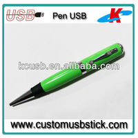 ball pen usb flash drive 128MB