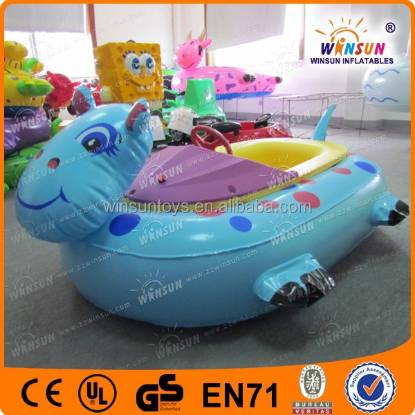 Hot new custom popular commercial inflat boat with motor for sale