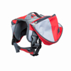 Adjustable detachable dog backpack saddle bags for training