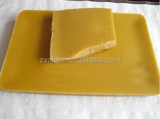 100% Nature refined yellow beeswax for food and pharmaceutical