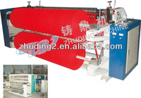 zhuding nonwoven fabric non woven cutting slitting machine