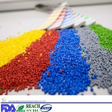 Polyethylene Filming plastic color Master batch