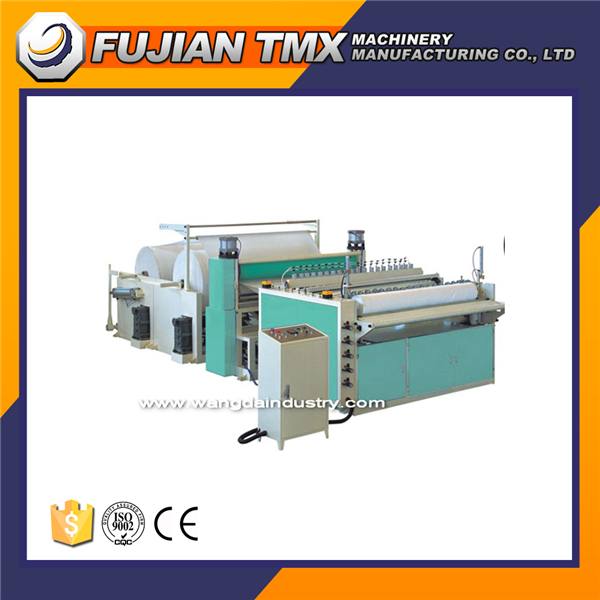 WD-RSM-1092-3200III Favorable Price Toilet Paper Roll Industrial Roll Tissue Making Machine