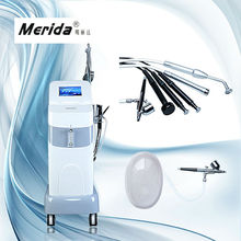 Merida MD-012 water oxygen jet peel facial machine beauty salon equipment