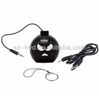 Manufactures & Suppliers Lovely Shape Portable Mini Bomb Speaker