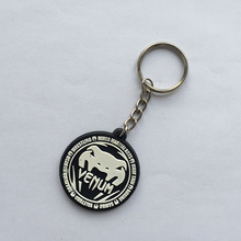 Professional custom making PVC keychain with logo from Keychain making supplies