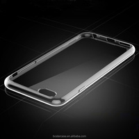 super thin Soft transparent TPU mobile Case for apple iphone 6s