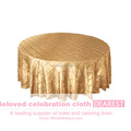 wedding pintuck decorative table cloth