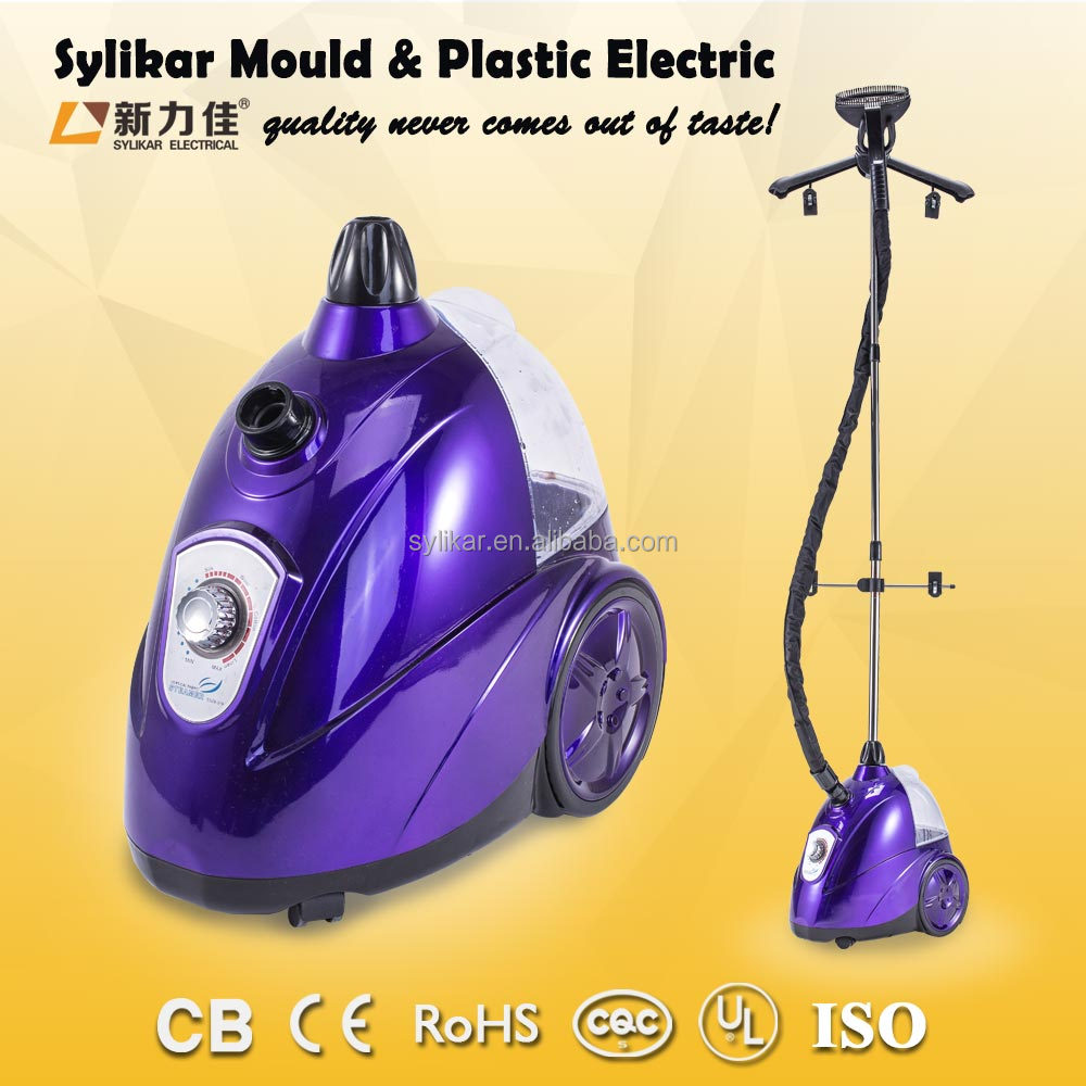 China Steam Iron Used Automatic Clothes Standing Steam Iron Machine For Ironing Shirts