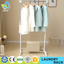 Metal laundry drying rack clothes drying rack