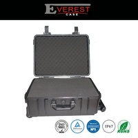Take easy case for attache instrument case of abs plastic spare tire cover strong case