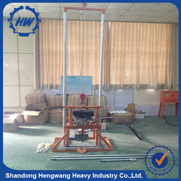 Farm used drilling machine /water well drilling equipment/drilling rig price
