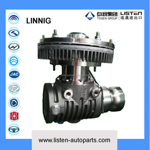 import Linnig Yutong,Higer,Kinglong bus original genuine parts engine cooling fan clutch
