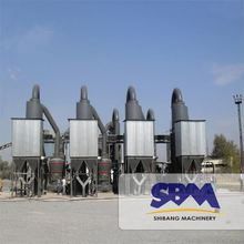 SBM high efficiency energy-saving three roller mill with low price