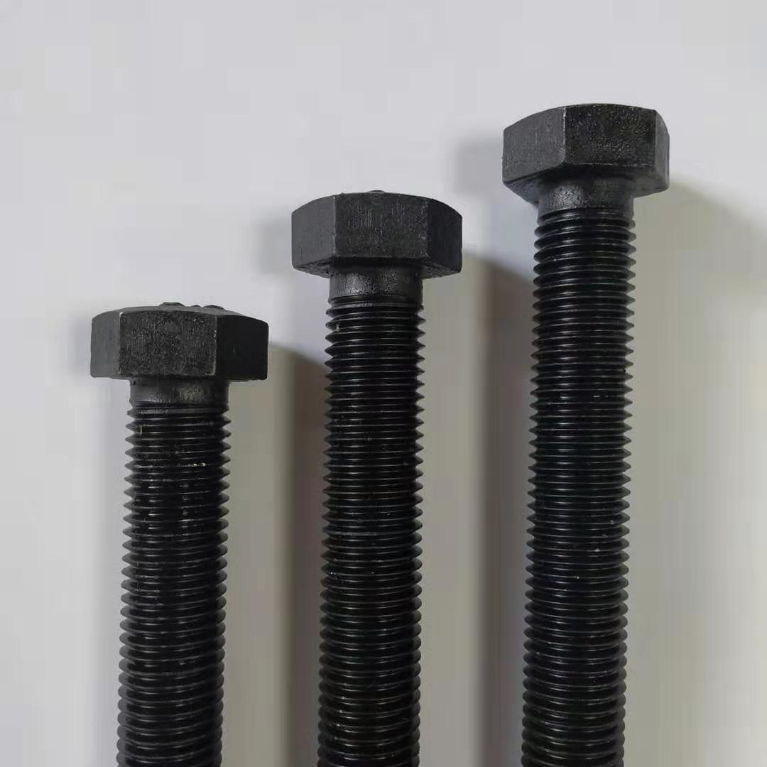 DIN933 High tensile hex bolts
