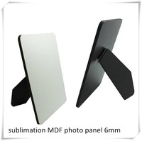 free sample 6mm sublimation MDF photo blank