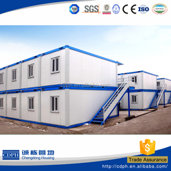 flat pack house cabin office container modular house lodging house