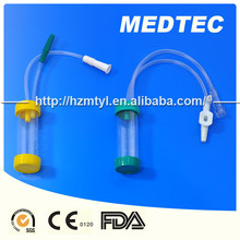 Medical mucus extractor suction from medical supplies