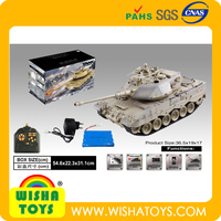High Quality ! Upgraded 1 18 scale battle radio control toys rc tank Germany Leopard 2 yellow