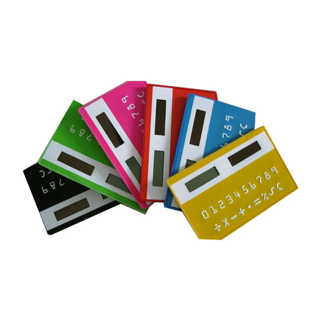 check and correct function colorful electronic calculator