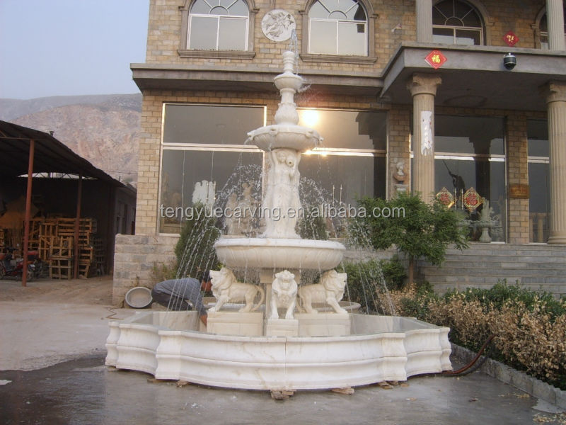 Low Prices Factory Direct Sale Marble Stone Fountain