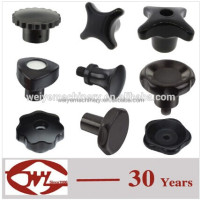 WEIYE Small Product Plastic Star Knob